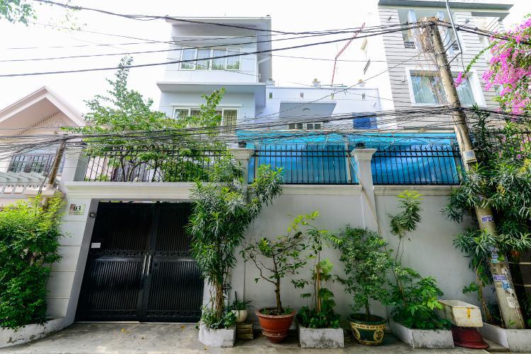 Bán nhà phố 5 phòng ngủ tại Thảo Điền Quận 2, diện tích 173 m2, đầy đủ nội thất