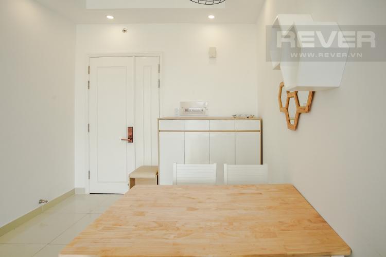 Phòng Ăn Cho thuê căn hộ Florita tầng thấp 2 phòng ngủ, đầy đủ nội thất