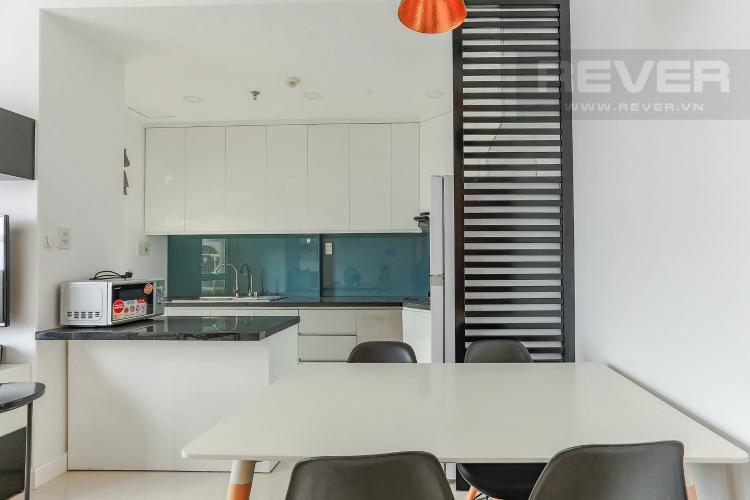 Phòng Ăn Căn hộ Sunrise City tầng trung, tháp W3, 2 phòng ngủ, full nội thất