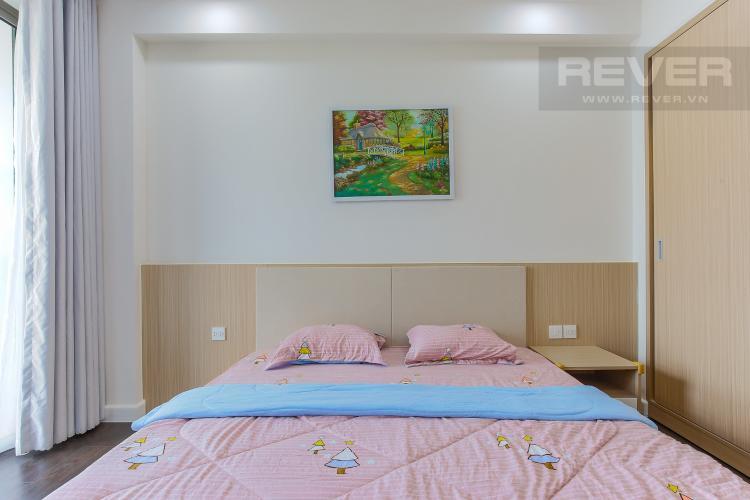 Phòng Ngủ 1 Căn hộ RiverGate Residence 2 phòng ngủ tầng cao tháp A view sông