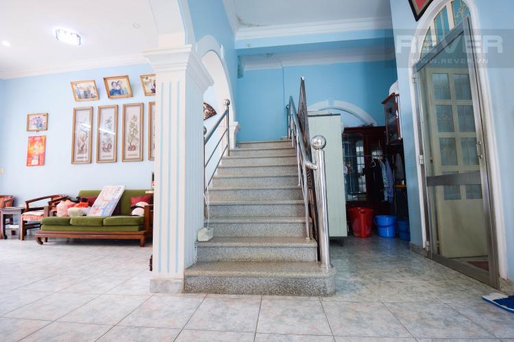 Cầu Thang Nhà phố 7 phòng ngủ đường Bình Quới, Quận Bình Thạnh