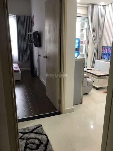 Không gian căn hộ Richstar, Tân Phú Căn hộ Richstar bàn giao nội thất cơ bản, cửa hướng Tây.