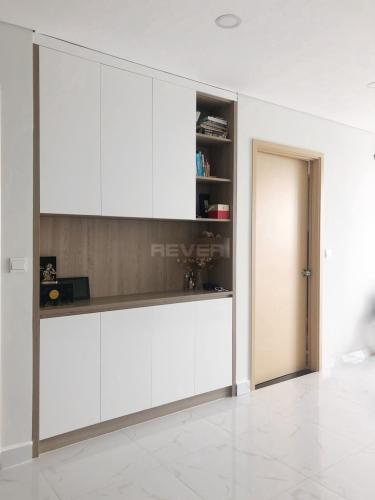 Phòng bếp căn hộ An Gia Skyline, Quận 7 Căn hộ chung cư An Gia Skyline tầng cao, nội thất cơ bản.