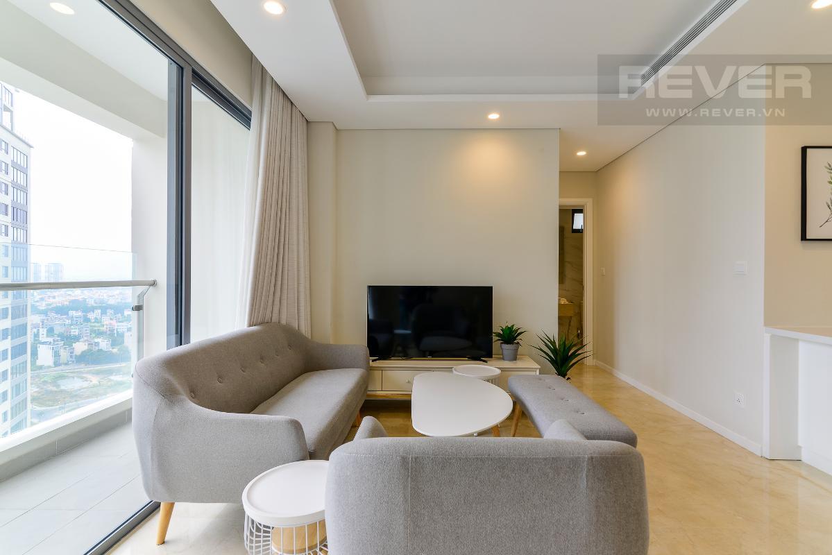 _DSC4169 Cho thuê căn hộ Diamond Island - Đảo Kim Cương 2 phòng ngủ, tầng 21, diện tích 82m2, đầy đủ nội thất