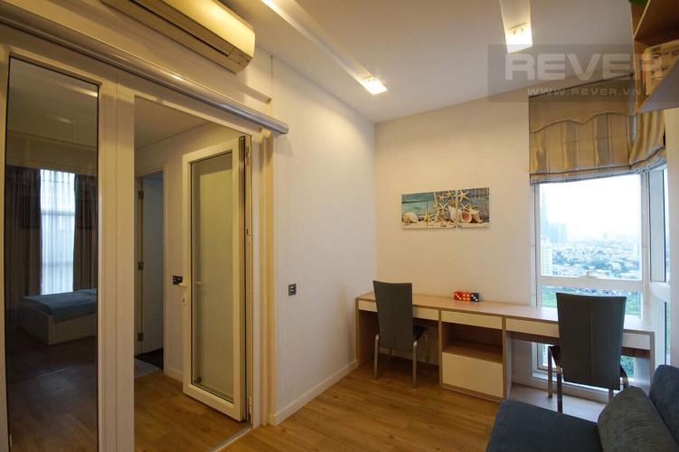 Phòng Làm Việc Cho thuê căn hộ The Estella Residence 3PN, tầng trung, diện tích 124m2, đầy đủ nội thất