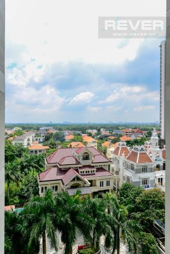 View Cho thuê căn hộ Masteri Thảo Điền 2PN, tầng thấp, tháp T4, đầy đủ nội thất