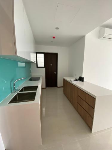Phòng bếp One Verandah Căn hộ One Verandah 2 phòng ngủ, nội thất cơ bản.