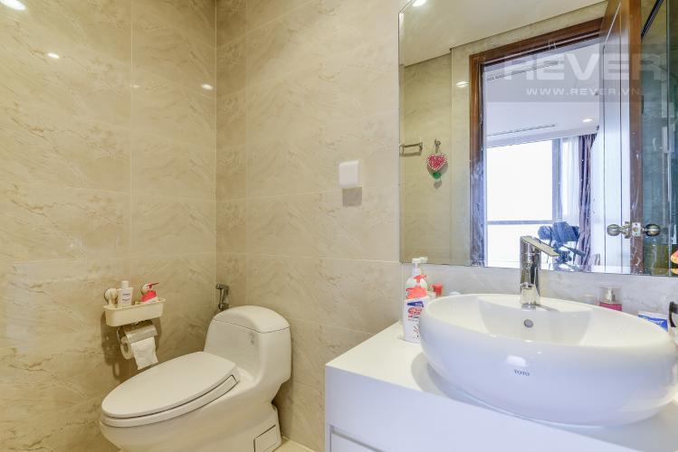 Phòng Tắm 2 Căn hộ Vinhomes Central Park 3 phòng ngủ tầng cao L2 view sông