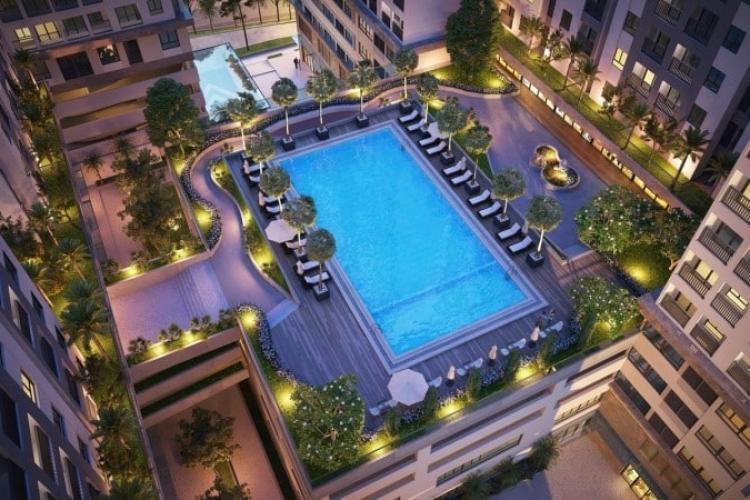 ho-boi-tai-q7-complex-750x500 Bán căn hộ Q7 Saigon Riverside, 1 phòng ngủ, diện tích 53.2m2, chưa bàn giao