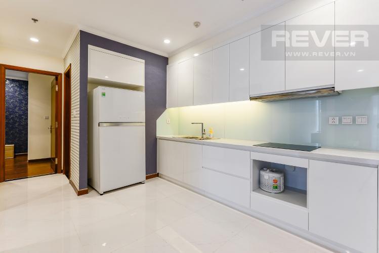 Bếp Căn hộ Vinhomes Central Park 2 phòng ngủ tầng thấp L5 đầy đủ tiện nghi