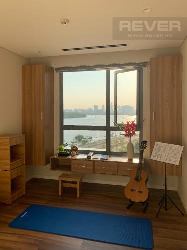 Phòng Thư Giãn Cho thuê căn hộ Diamond Island - Đảo Kim Cương, tháp Maldives, đầy đủ nội thất, view sông và Landmark 81