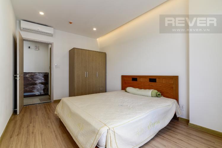 Phòng Ngủ Cho thuê căn hộ New City Thủ Thiêm hướng Đông Bắc, gồm 1PN 1WC, view sông