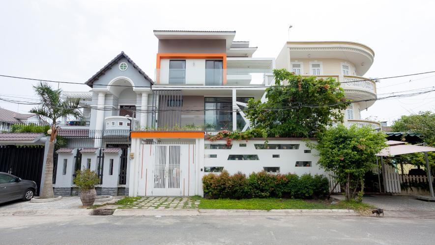 Tổng Thể Nhà phố 4 phòng ngủ Đường Số 6B Quận Bình Tân