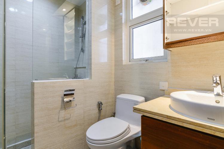 Phòng Tắm 2 Căn hộ Saigon Pearl 2 phòng ngủ tầng cao tòa Topaz view về Quận 1