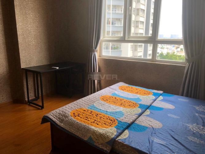 Phòng ngủ căn hộ Him Lam Chợ Lớn, Quận 6 Căn hộ Him Lam Chợ Lớn view nội khu yên tĩnh, nội thất cơ bản cao cấp.