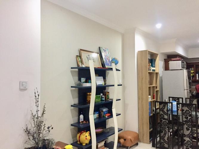 Phòng khách chung cư Phúc Yên, Tân Bình Căn hộ chung cư Phúc Yên hướng Đông Bắc, nội thất đầy đủ.