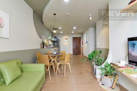 Bán căn hộ The Gold View 2PN, tầng cao, diện tích 70m2, đầy đủ nội thất