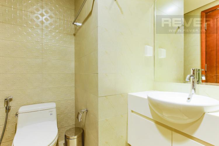 Phòng Tắm 1 Căn hộ Vinhomes Central Park tầng cao L2 thiết kế đẹp, nhiều tiện ích