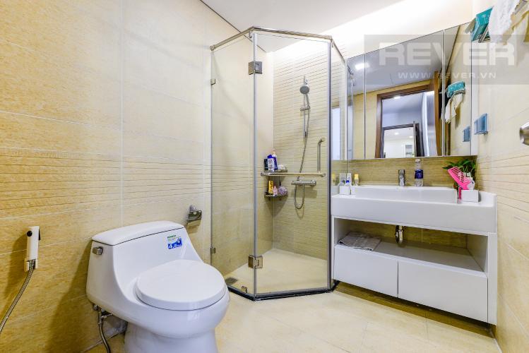 Phòng tắm 2 Căn hộ Vinhomes Central Park 2 phòng ngủ tầng thấp P3 hướng Bắc