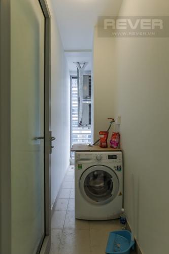 Logia Cho thuê căn hộ Vinhomes Central Park 2PN tầng trung, diện tích 71m2, đầy đủ nội thất
