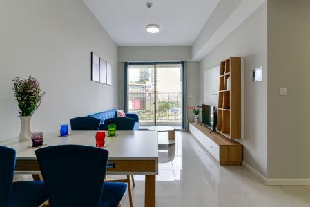 Cho thuê căn hộ Masteri An Phú 2PN, tầng thấp, tháp B, view Xa lộ Hà Nội