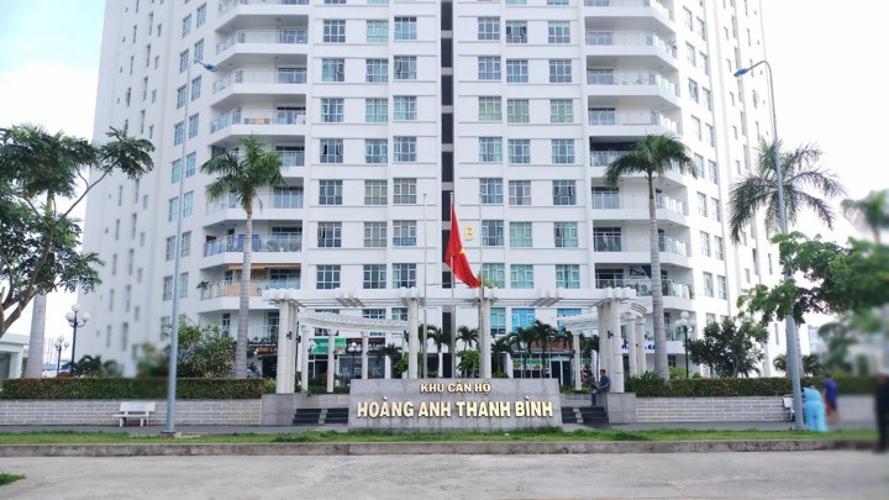 Hoàng Anh Thanh Bình, Quận 7 Căn hộ Hoàng Anh Thanh Bình tầng thấp, view khu dân cư yên tĩnh.