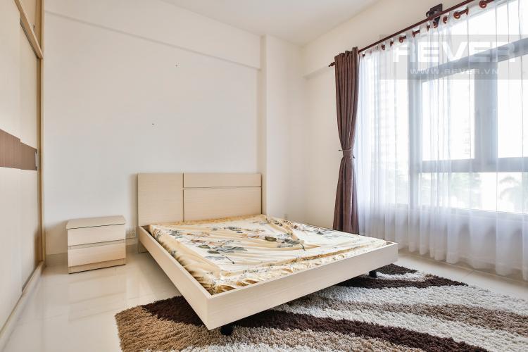 Phòng Ngủ 2 Căn hộ ParcSpring tầng thấp tháp B đầy đủ nội thất
