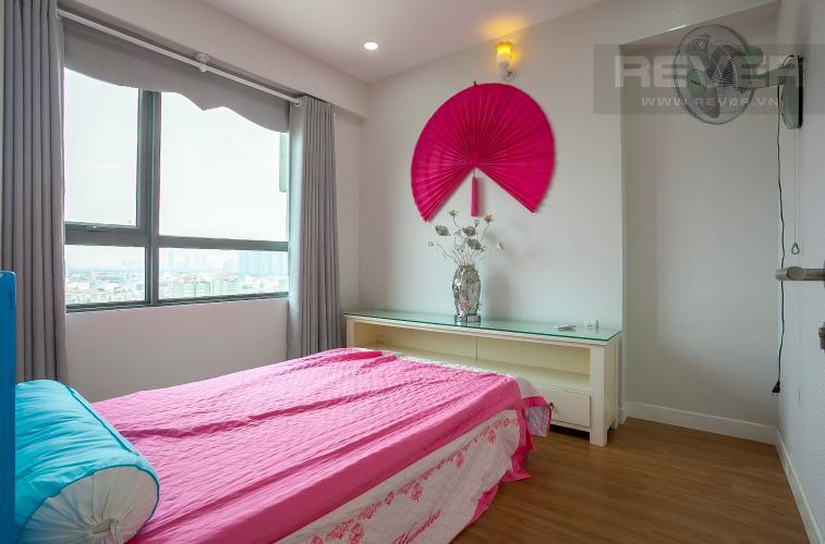 Phòng Ngủ 3 Căn hộ Masteri Thảo Điền 3 phòng ngủ tầng cao T5 đầy đủ nội thất