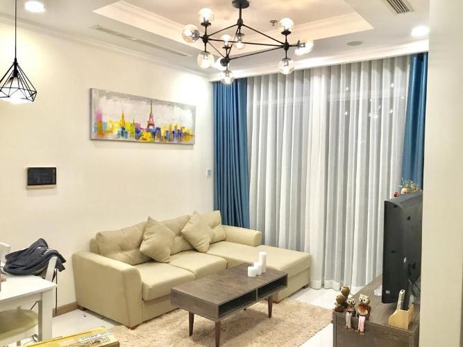 Cho thuê căn hộ Vinhomes Central Park 2PN, tháp Landmark 6, diện tích 78m2, đầy đủ nội thất