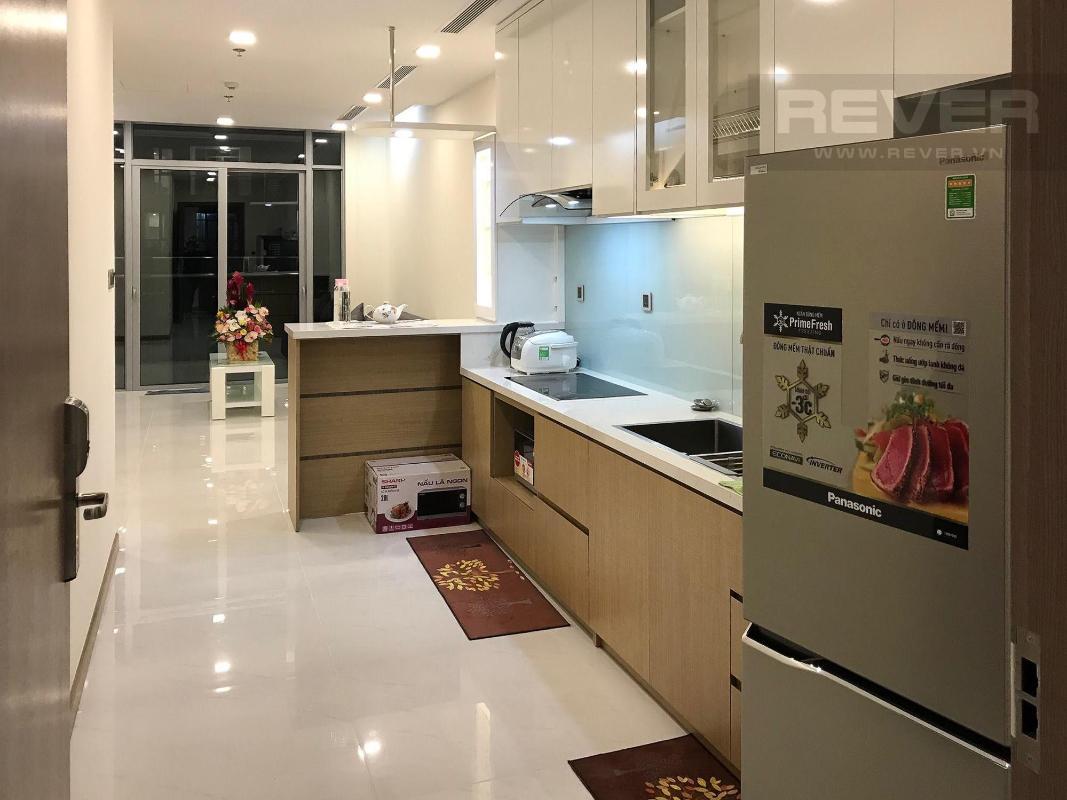 a69b32c3552ab374ea3b Cho thuê căn hộ 1 phòng ngủ Vinhomes Central Park, tháp Park 7, đầy đủ nội thất, view sông và công viên