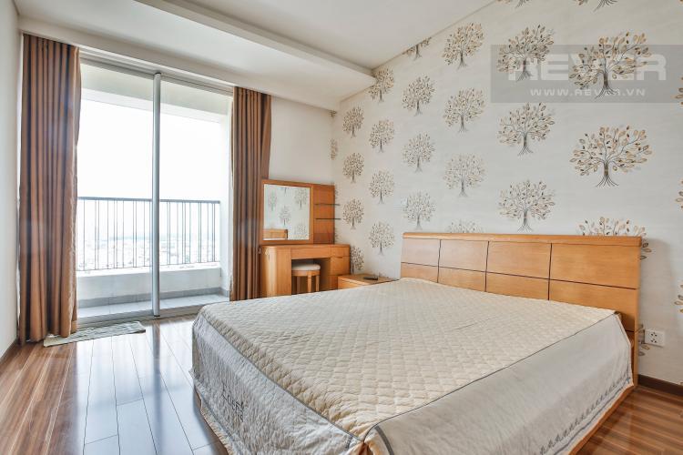 Phòng Ngủ 2 Căn hộ Thảo Điền Pearl 2 phòng ngủ tầng trung tháp A hướng Nam