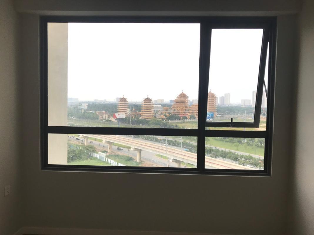 view xa lộ Hà Nội Bán căn hộ Masteri An Phú 2PN, tháp B, nội thất cơ bản, view sông và Xa lộ Hà Nội