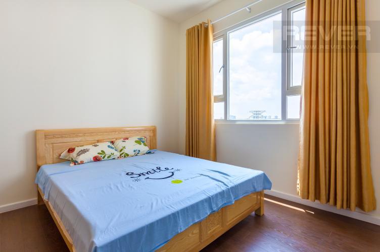 Phòng ngủ 2 Căn góc The Park Residence trung tầng tháp B2 đầy đủ nội thất