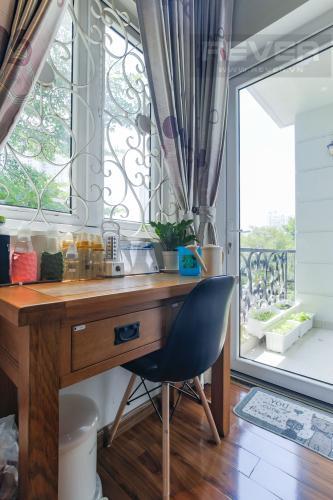 Balcony Bán biệt thự 4 tầng, 4PN, đầy đủ nội thất cao cấp, khu B phường An Phú, Quận 2