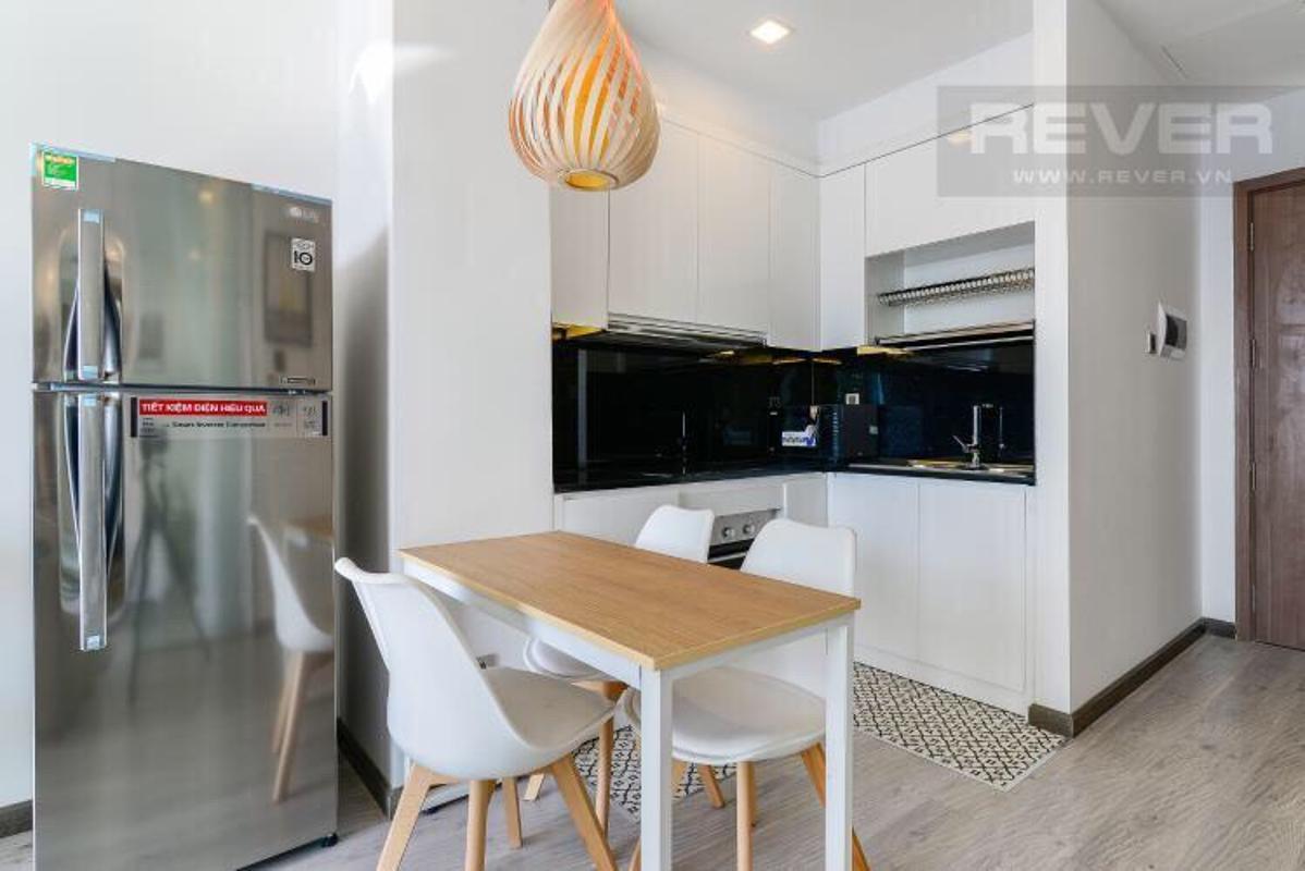can-ho-vinhomes-central-park Cho thuê căn hộ Vinhomes Central Park 1 phòng ngủ, diện tích 53m2, đầy đủ nội thất