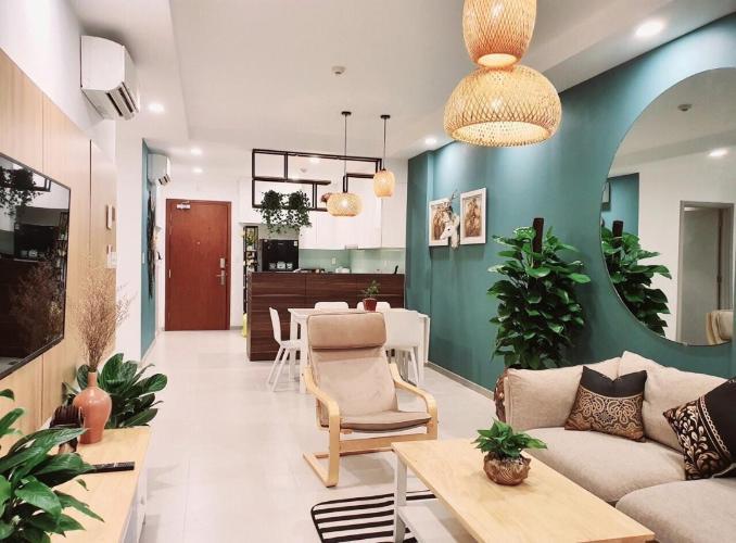 Cho thuê căn hộ The Gold View 2 phòng ngủ, diện tích 91.6m2