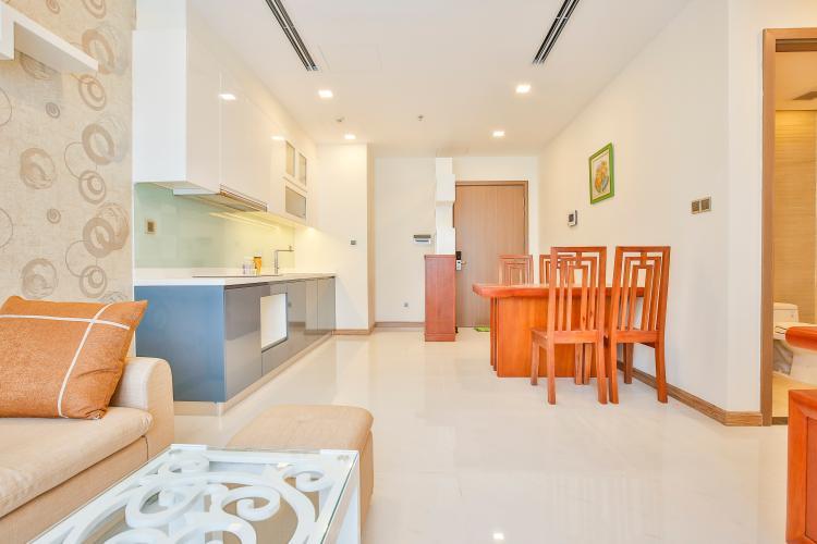 Không gian căn hộ Căn hộ The Park Vinhomes Central Park tầng cao tháp P1 mát mẻ