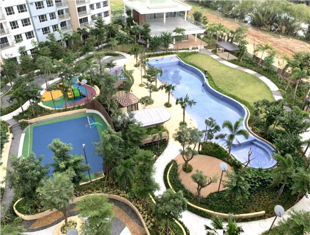 1hoan-thien-tien-ich-tai-tang-tret-palm-heights-quan-2 Bán căn hộ Palm Heights 2PN, tầng trung, diện tích 75m2, nội thất cơ bản