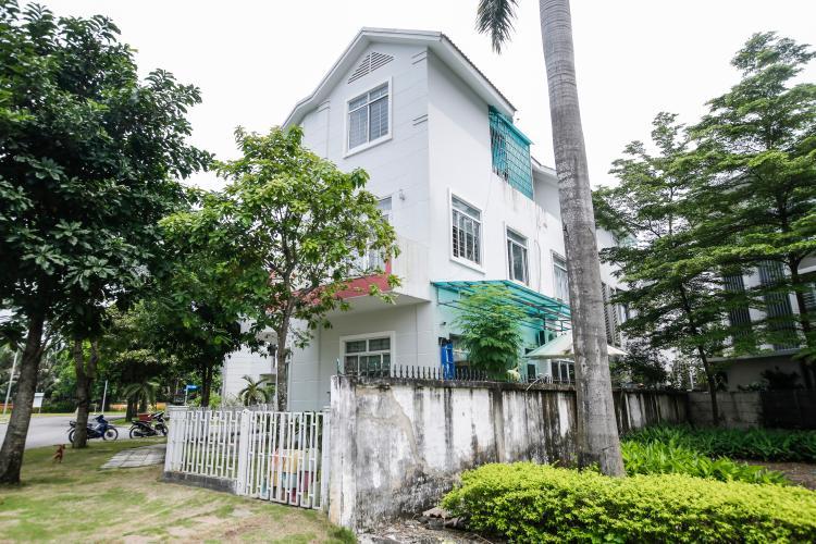 Mặt Sau Nhà Nhà phố 3 phòng ngủ khu Hoja Villa, Phước Long B, Quận 9