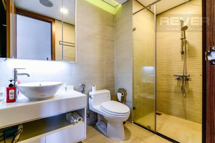 Phòng Tắm Căn hộ Vinhomes Central Park 1 phòng ngủ tầng cao P6 hướng Nam