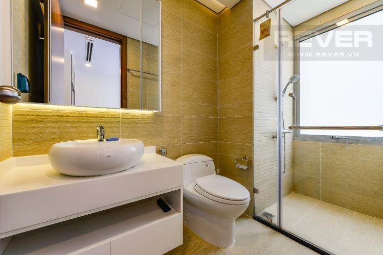 Phòng tắm 1 Căn hộ Vinhomes Central Park 2 phòng ngủ tầng trung P1 view nội khu