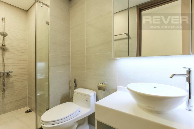 Phòng Tắm 2 Căn hộ Vinhomes Central Park 2 phòng ngủ, tầng trung P6, view hồ bơi