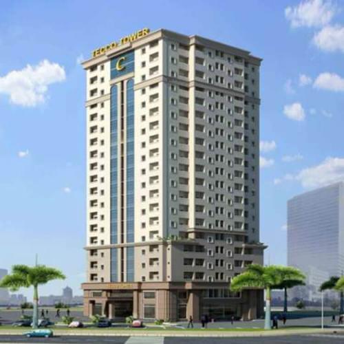 dự án TECCO CENTRAL HOME Bình Thạnh