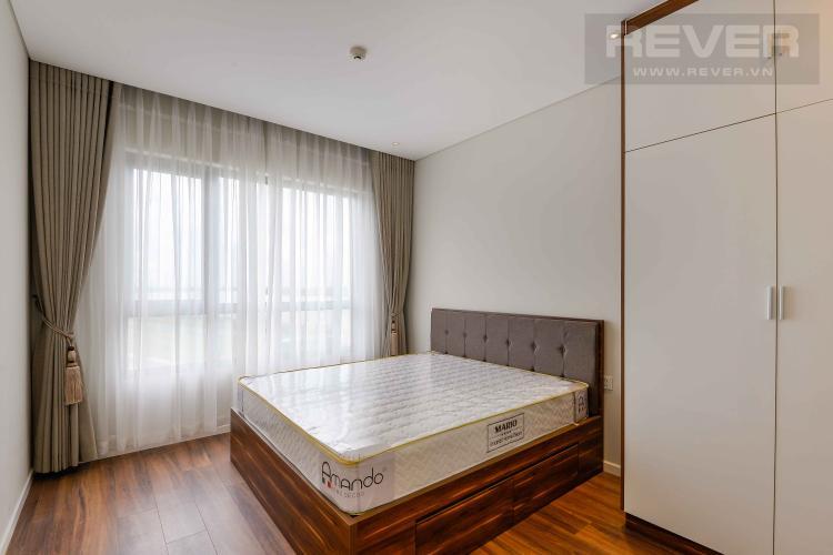 Phòng Ngủ 1 Bán căn hộ Diamond Island - Đảo Kim Cương 3PN, đầy đủ nội thất, hướng Đông Nam và view sông thoáng mát