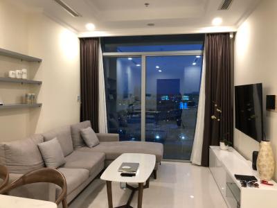 Bán căn hộ officetel Vinhomes Central Park 2PN, diện tích 72m2, đầy đủ nội thất, view thành phố