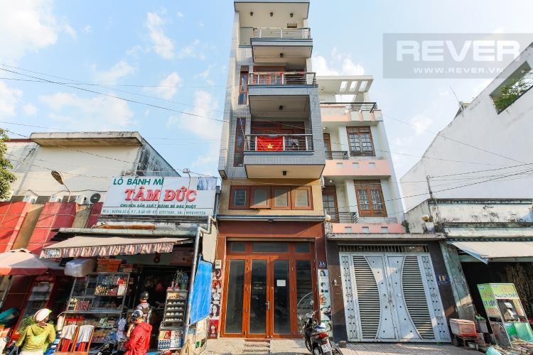 Nhà phố quận Gò Vấp Nhà phố mặt tiền đường số 4 phường 16, quận Gò Vấp