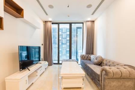 Căn hộ Vinhomes Golden River tầng cao, 1PN nội thất đầy đủ