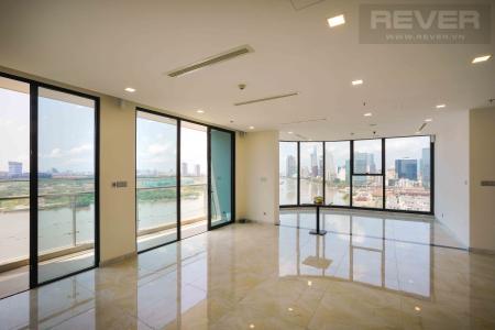 Bán căn hộ Vinhomes Golden River 3PN, diện tích 122m2, căn góc view sông và thành phố