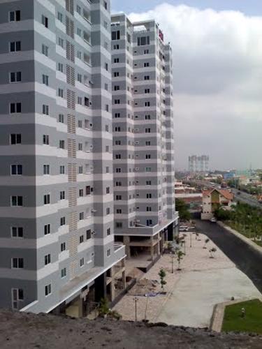 Chung cư Nhất  Lan, Bình Tân Căn hộ chung cư Nhất Lan tầng trung, cửa chính hướng Đông.
