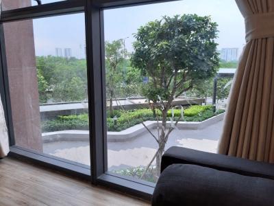 Bán hoặc cho thuê căn hộ officetel The Sun Avenue, block 3, diện tích 38m2, đầy đủ nội thất